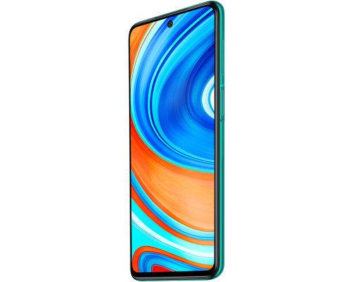 Xiaomi Redmi Note 9 Pro, Dual Sim, 6.67 inches, 128GB, Octa-core, 6GB, Tropical Green, image 2