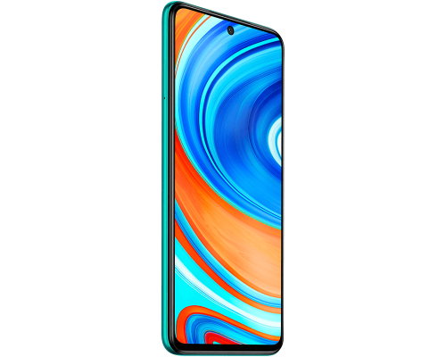 Xiaomi Redmi Note 9 Pro, Dual Sim, 6.67 inches, 128GB, Octa-core, 6GB, Tropical Green, image 3
