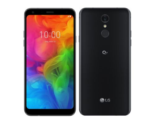 LG Q7, Dual Sim, 5.5 inches, 13 MP, Octa-core, 32 GB, Black, image 1