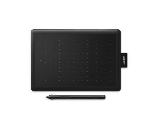 Graphic Tablet One by Wacom Medium, Black, image 3