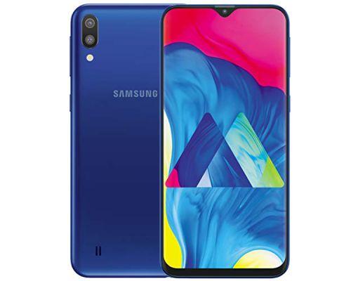 Samsung Galaxy M10, Dual Sim, 16GB, 6.22 inches, Octa-core, 2GB, 13MP, Ocean Blue, image 1