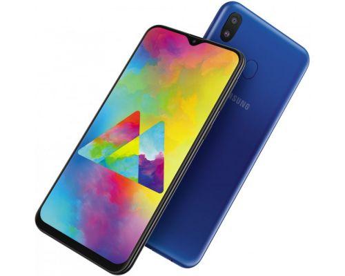 Samsung Galaxy M20, Dual Sim, 32GB, 6.3 inches, Octa-core, 3GB, 13MP, Ocean Blue, image 3