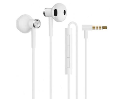 Xiaomi Dual Drivers Earphone - White, image 1