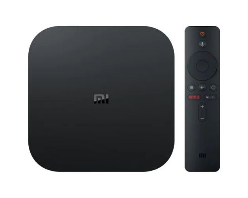 XIAOMI Mi Box S TV Box 2GB/8GB 4K Android 8.1, image 1