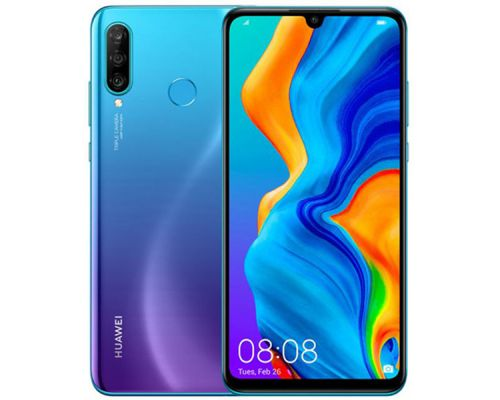 Huawei P30 Lite, Dual Sim, 6.15 inches, 128GB, Octa-core, 48+8+2MP, 4GB, Peacock Blue, image 1