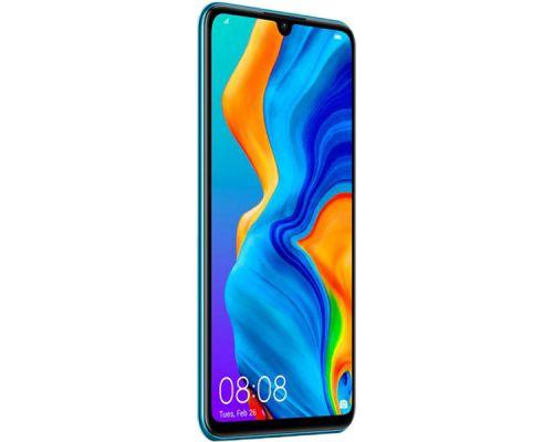 Huawei P30 Lite, Dual Sim, 6.15 inches, 128GB, Octa-core, 48+8+2MP, 4GB, Peacock Blue, image 3