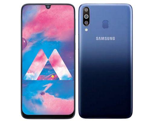 Samsung Galaxy M30, Dual Sim, 64GB, 6.4 inches, Octa-core, 4GB, 13MP, Blue, image 2
