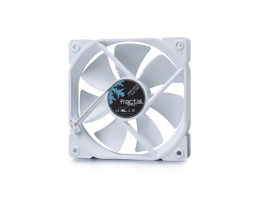 FRACTAL DESIGN AIR CASE FAN 120MM WHITE (FD-FAN-DYN-X2-GP12-PWM-WT), image 1