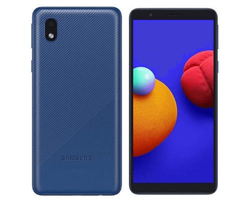 Samsung Galaxy A01 Core, Dual Sim, 32GB, 5.3 inches, Quad-Core, 8MP, Blue, image 1