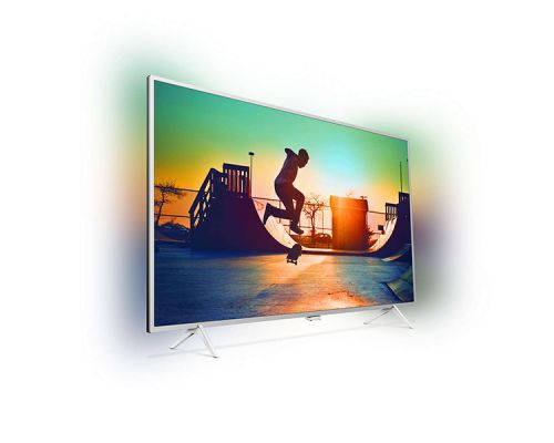"TV PHILIPS 32"" (80 cm) 32PFS6402/12, LED, Android TV, Ambilight, Full HD, 550 PPI, image 2"