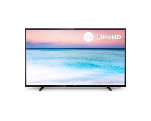 "TV PHILIPS 58"" (146 cm) 58PUS6504/12, Smart TV, 4K Ultra HD LED, 1000 PPI, image 1"