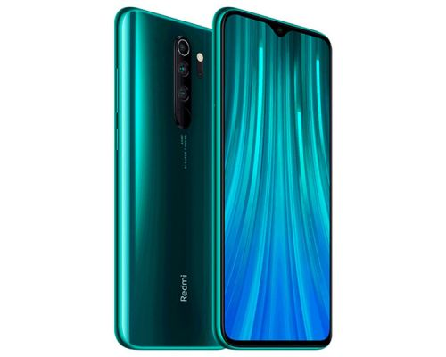 Xiaomi Redmi Note 8 Pro, Dual Sim, 6.53 inches, 64 MP, 128GB, Octa-core, 6GB, Forest Green, image 2
