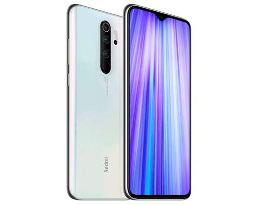 Xiaomi Redmi Note 8 Pro, Dual Sim, 6.53 inches, 64 MP, 64GB, Octa-core, 6GB, Pearl White, image 2