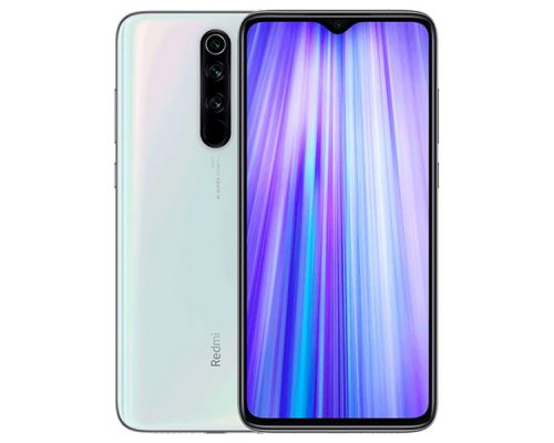 Xiaomi Redmi Note 8 Pro, Dual Sim, 6.53 inches, 64 MP, 64GB, Octa-core, 6GB, Pearl White, image 1