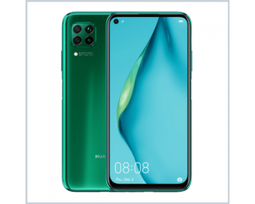 Huawei P40 Lite, Dual Sim, 128GB, 6GB RAM, 6.4 inches, 48+8+2MP, Green, image 1