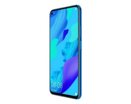 Huawei nova 5T, Dual Sim, 6.26 Inches, 128GB, octa-core, 6GB, Crush Blue, image 2